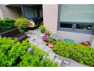 "Photo 8: 109 750 W 12TH Avenue in Vancouver: Fairview VW Condo for sale in ""TAPESTRY"" (Vancouver West)  : MLS®# V956628"