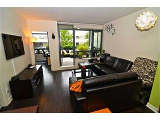 "Photo 2: 109 750 W 12TH Avenue in Vancouver: Fairview VW Condo for sale in ""TAPESTRY"" (Vancouver West)  : MLS®# V956628"