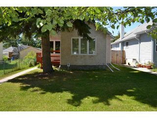 Photo 2: 266 Hampton Street in WINNIPEG: St James Residential for sale (West Winnipeg)  : MLS®# 1317692