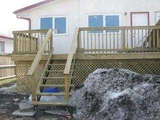 Photo 20: 104 Rudolph Bay in WINNIPEG: East Kildonan Single Family Attached for sale (North East Winnipeg)  : MLS®#  1426385