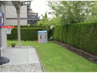 "Photo 12: 35 8089 209TH Street in Langley: Willoughby Heights Townhouse for sale in ""Arborel Park"" : MLS®# F1416454"