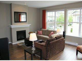 "Photo 2: 35 8089 209TH Street in Langley: Willoughby Heights Townhouse for sale in ""Arborel Park"" : MLS®# F1416454"