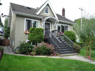 Photo 1: 2520 GRAVELEY Street in Vancouver: Renfrew VE House for sale (Vancouver East)  : MLS®# V1074581