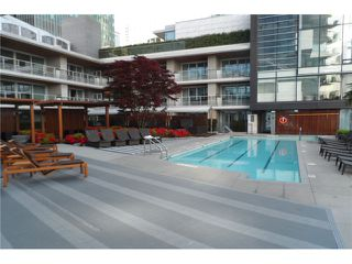 Photo 9: # 2509 1011 W CORDOVA ST in Vancouver: Coal Harbour Condo for sale (Vancouver West)  : MLS®# V1099167
