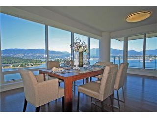 Photo 5: # 2509 1011 W CORDOVA ST in Vancouver: Coal Harbour Condo for sale (Vancouver West)  : MLS®# V1099167
