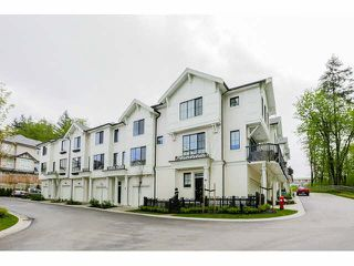 Photo 2: #11 14888 62 ave in Surrey: Sullivan Station Townhouse for sale : MLS®# F1444009