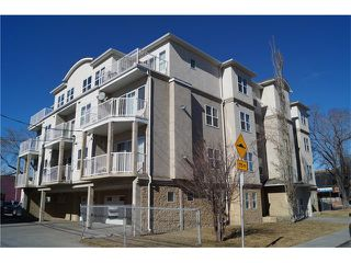 Photo 1: #303 1777 1 ST NE in Calgary: Tuxedo Park Condo for sale : MLS®# C4053000