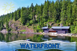 Main Photo: 4818 Sunnybrae Canoe Point Road in Tappen: House with Acreage for sale (Sunnybrae/Tappen)  : MLS®# 10135539