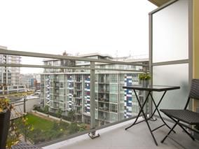 Photo 6: 802 88 W 1st Avenue in Vancouver: False Creek Condo for sale (Vancouver West)  : MLS®# R2120420