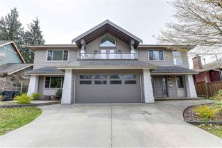 Main Photo: Willow Way in Coquitlam: Harbour Chines House for rent