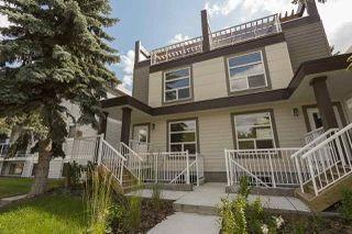 Photo 1: 9717 82 Avenue in Edmonton: Zone 17 Townhouse for sale : MLS®# E4169603