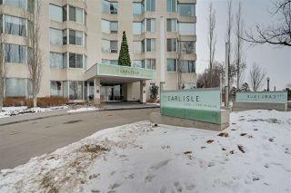 Photo 3: 1601 11826 100 Avenue in Edmonton: Zone 12 Condo for sale : MLS®# E4182669