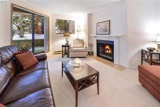 Photo 3: 112 1560 Hillside Avenue in VICTORIA: Vi Oaklands Condo Apartment for sale (Victoria)  : MLS®# 420027