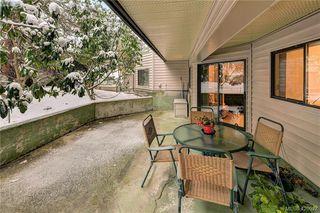 Photo 20: 112 1560 Hillside Avenue in VICTORIA: Vi Oaklands Condo Apartment for sale (Victoria)  : MLS®# 420027