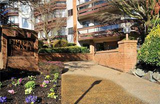 Photo 21: 112 1560 Hillside Avenue in VICTORIA: Vi Oaklands Condo Apartment for sale (Victoria)  : MLS®# 420027