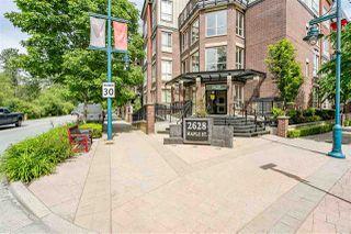 "Photo 2: 303 2628 MAPLE Street in Port Coquitlam: Central Pt Coquitlam Condo for sale in ""VILLAGIO 2"" : MLS®# R2460435"