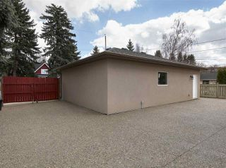 Photo 34: 8739 118 Street in Edmonton: Zone 15 House for sale : MLS®# E4200690