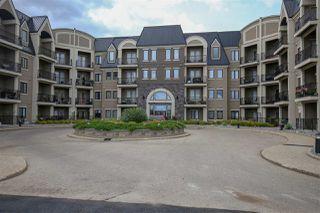 Photo 1: 342 6079 Maynard Way in Edmonton: Zone 14 Condo for sale : MLS®# E4213701