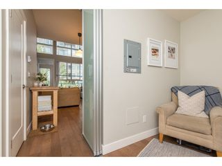 "Photo 5: 311 3080 GLADWIN Road in Abbotsford: Central Abbotsford Condo for sale in ""HUDSON'S LOFT"" : MLS®# R2507979"