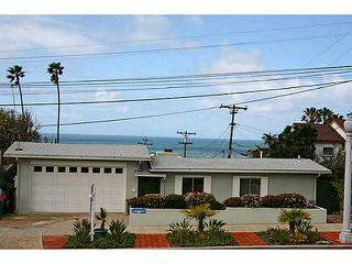 Photo 1: POINT LOMA House for sale : 4 bedrooms : 1034 Novara Street in San Diego