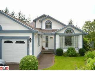 """Photo 1: 1929 128A Street in Surrey: Crescent Bch Ocean Pk. House for sale in """"OCEAN PARK"""" (South Surrey White Rock)  : MLS®# F1216339"""