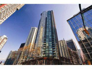 Photo 1: 3306 1189 MELVILLE Street in Vancouver: Coal Harbour Condo for sale (Vancouver West)  : MLS®# V965340