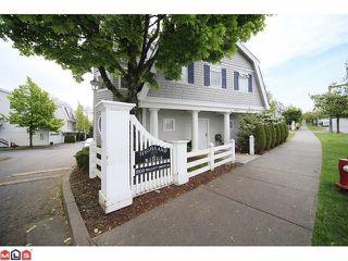 "Photo 1: 50 8930 WALNUT GROVE Drive in Langley: Walnut Grove Townhouse for sale in ""HIGHLAND RIDGE"" : MLS®# F1226055"