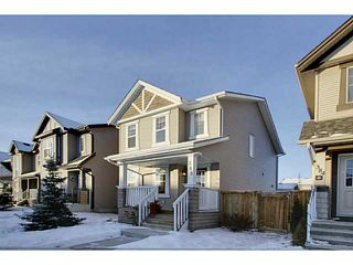 Main Photo: 388 SILVERADO Drive SW in CALGARY: Silverado Residential Detached Single Family for sale (Calgary)  : MLS®# C3548772