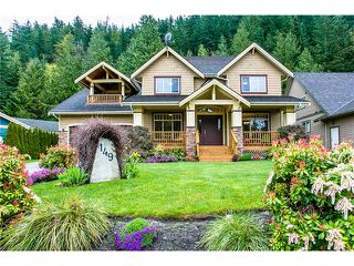 Main Photo: 149 STONEGATE Drive in West Vancouver: Furry Creek House for sale : MLS®# V1000000