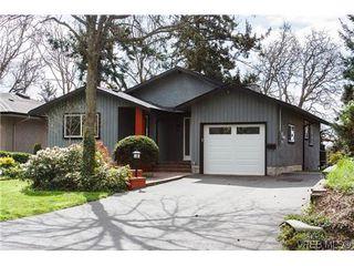 Photo 2: 979 Ridgeway St in VICTORIA: SE Swan Lake Single Family Detached for sale (Saanich East)  : MLS®# 636924