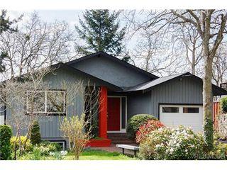 Photo 1: 979 Ridgeway St in VICTORIA: SE Swan Lake Single Family Detached for sale (Saanich East)  : MLS®# 636924