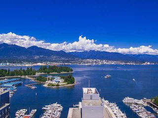 "Photo 2: 3202 1499 W PENDER Street in Vancouver: Coal Harbour Condo for sale in ""WEST PENDER PLACE"" (Vancouver West)  : MLS®# V1010625"