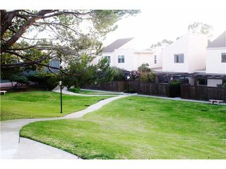 Photo 3: UNIVERSITY CITY Townhome for sale : 3 bedrooms : 4484 Eastgate Mall #8 in San Diego