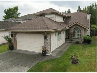 "Photo 1: 3316 BAYSWATER Avenue in Coquitlam: Park Ridge Estates House for sale in ""PARKRIDGE ESTATES"" : MLS®# V1024055"