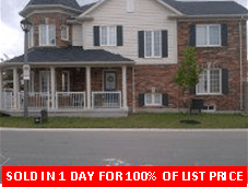 Main Photo: 11 Delight Way in Brooklin: Freehold for sale