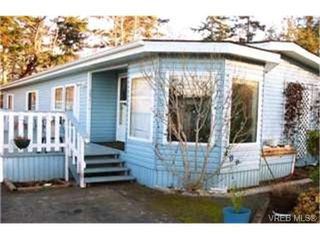 Photo 1:  in SAANICHTON: CS Hawthorne Manufactured Home for sale (Central Saanich)  : MLS®# 383747