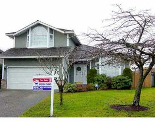 Photo 1: 973 MOODY CT in Port_Coquitlam: Citadel PQ House for sale (Port Coquitlam)  : MLS®# V372549