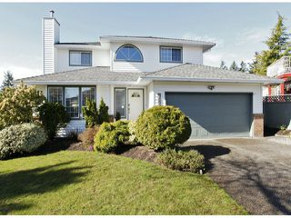 Photo 1: 1615 143B ST in Surrey: Sunnyside Park Surrey House for sale (South Surrey White Rock)  : MLS®# F1406922