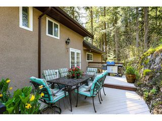 Photo 18: 221 WESTRIDGE LN: Anmore House for sale (Port Moody)  : MLS®# V1117237
