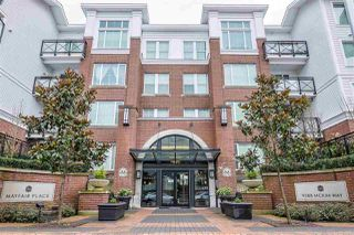 Main Photo: 341 9388 MCKIM WAY in Richmond: West Cambie Condo for sale : MLS®# R2039726
