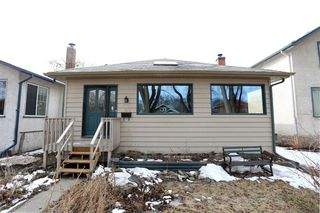 Main Photo: 492 Sprague Street in Winnipeg: WOLSELEY Single Family Detached for sale (West Winnipeg)  : MLS®# 1607076