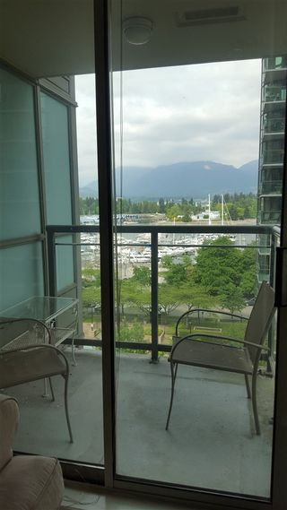 Photo 7: 806 1328 W PENDER STREET in Vancouver: Coal Harbour Condo for sale (Vancouver West)  : MLS®# R2064247