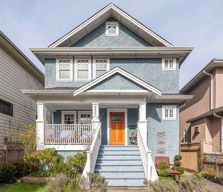 Main Photo: 857 E 13TH AVENUE in Vancouver: Mount Pleasant VE House 1/2 Duplex for sale (Vancouver East)  : MLS®# R2050276