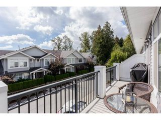 Photo 19: 122 20449 66 AVENUE in Langley: Willoughby Heights Townhouse for sale : MLS®# R2106319