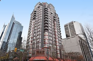 Main Photo: 2003 811 Helmcken Street in Vancouver: Downtown VW Condo for sale (Vancouver West)  : MLS®# R2149306