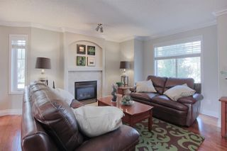 Photo 2: 4755 TERWILLEGAR CM NW in Edmonton: Zone 14 Townhouse for sale : MLS®# E4134773