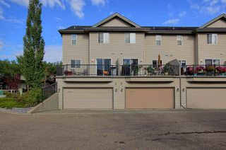 Photo 22: 4755 TERWILLEGAR CM NW in Edmonton: Zone 14 Townhouse for sale : MLS®# E4134773
