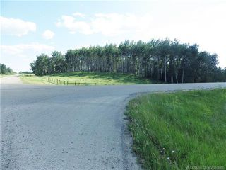 Photo 1: ON Township Road 422 in Rural Ponoka County: Land for sale : MLS®# CA0188090