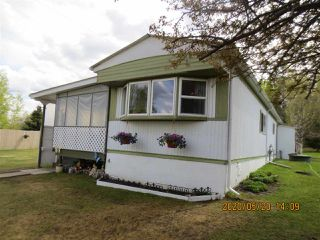 Main Photo: 53519A Highway 748 North: Rural Yellowhead Manufactured Home for sale : MLS®# E4198076