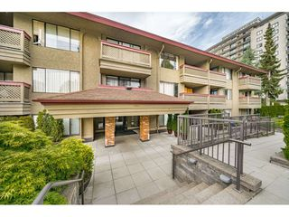 "Photo 1: 313 436 SEVENTH Street in New Westminster: Uptown NW Condo for sale in ""REGENCY COURT"" : MLS®# R2461513"
